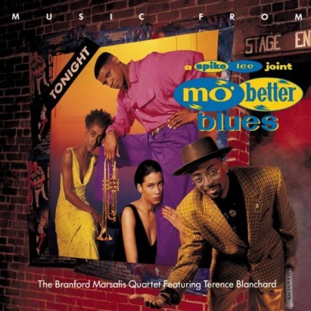 terence blanchard mo 39 better blues soundtrack from the motion picture archives terence blanchard. Black Bedroom Furniture Sets. Home Design Ideas